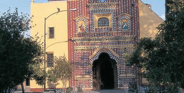 Convento de San Martín Texmelucan, Puebla
