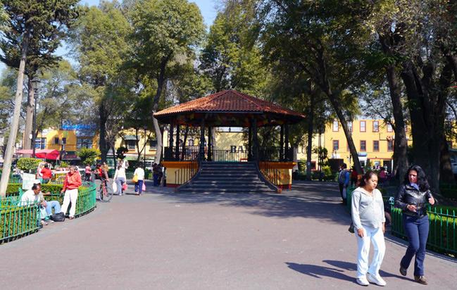 Barrio Mágico Xochimilco, Ciudad de México
