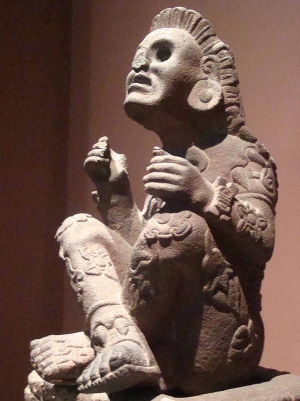 Religión y Dioses Aztecas