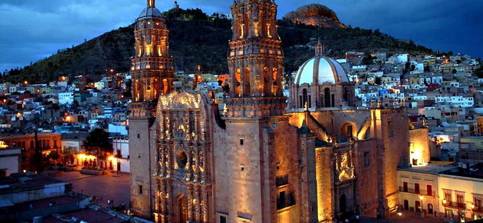Zacatecas, Patrimonio Mundial