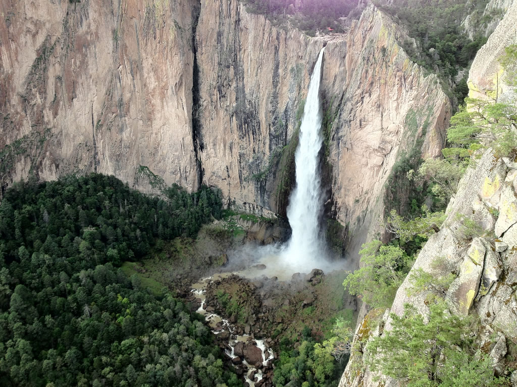 Cascada de Basaseachi, Chihuahua