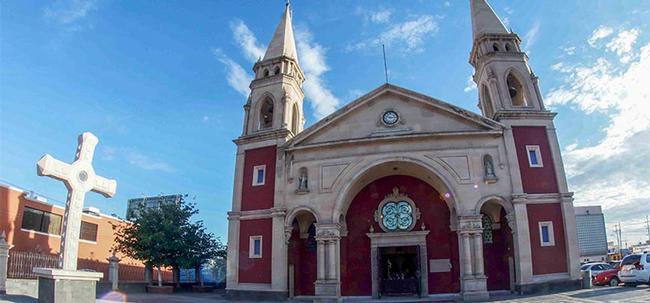 Iglesia de San Lorenzo, Chihuahua