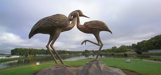Parque de las Garzas, Chihuahua
