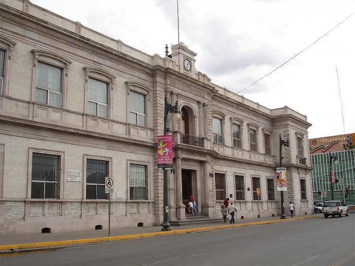 Rectoría de la Universidad, Chihuahua