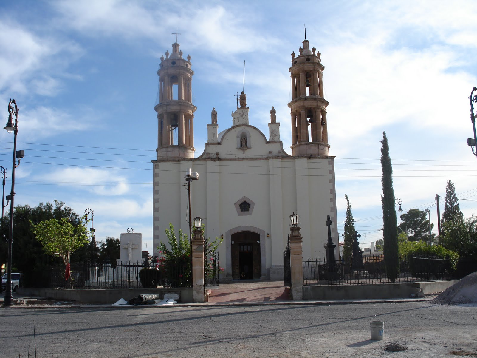 Santuario de Guadalupe, Chihuahua