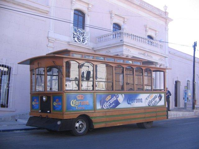 Trolley Turístico El Tarahumara, Chihuahua