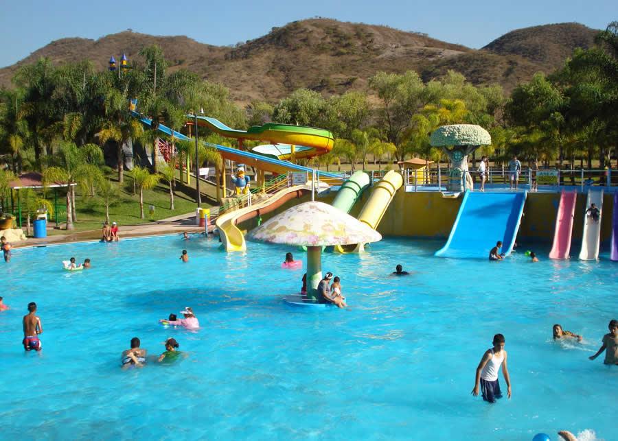 Balnearios en Jalisco