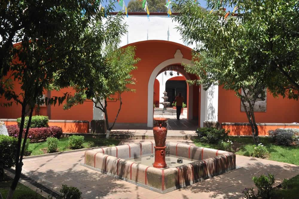 Amealco, lugar de Manantiales