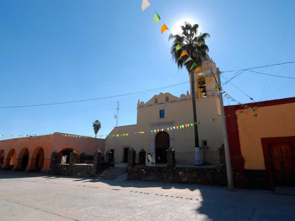 Pueblo Mágico Candela, Coahuila