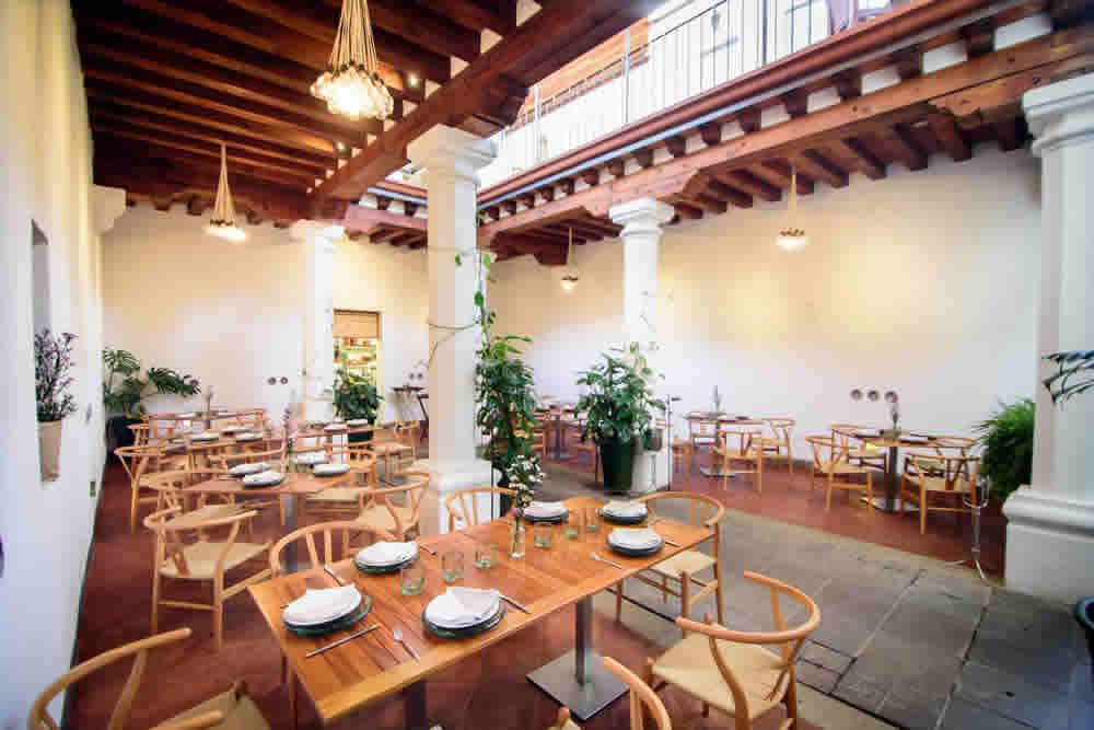 Restaurante Casa Oaxaca  TuriMexico