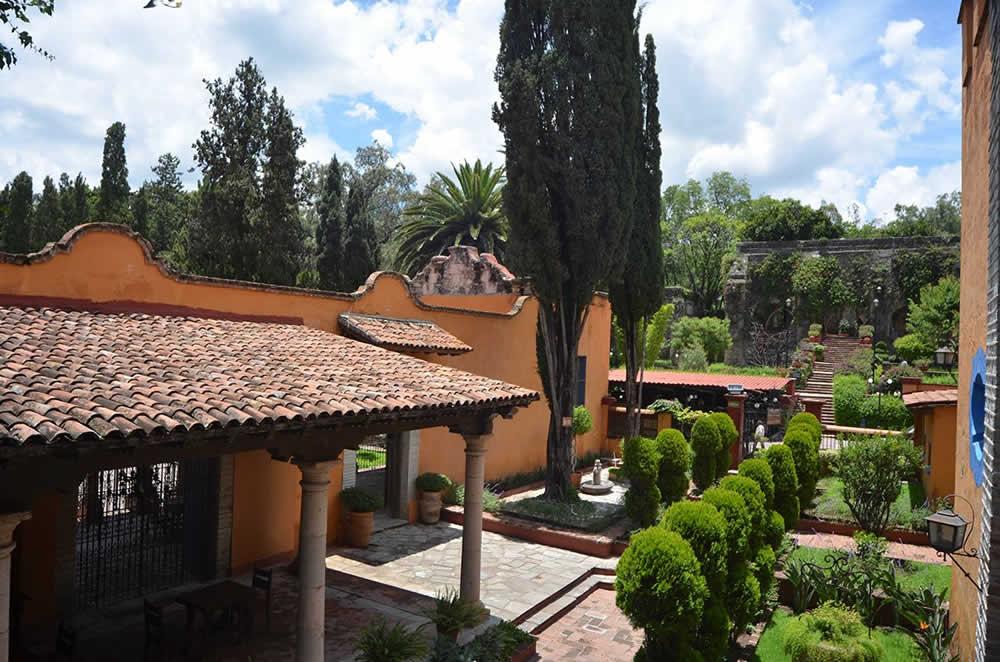 Museo Ex Hacienda de San Gabriel de Barrera en Guanajuato