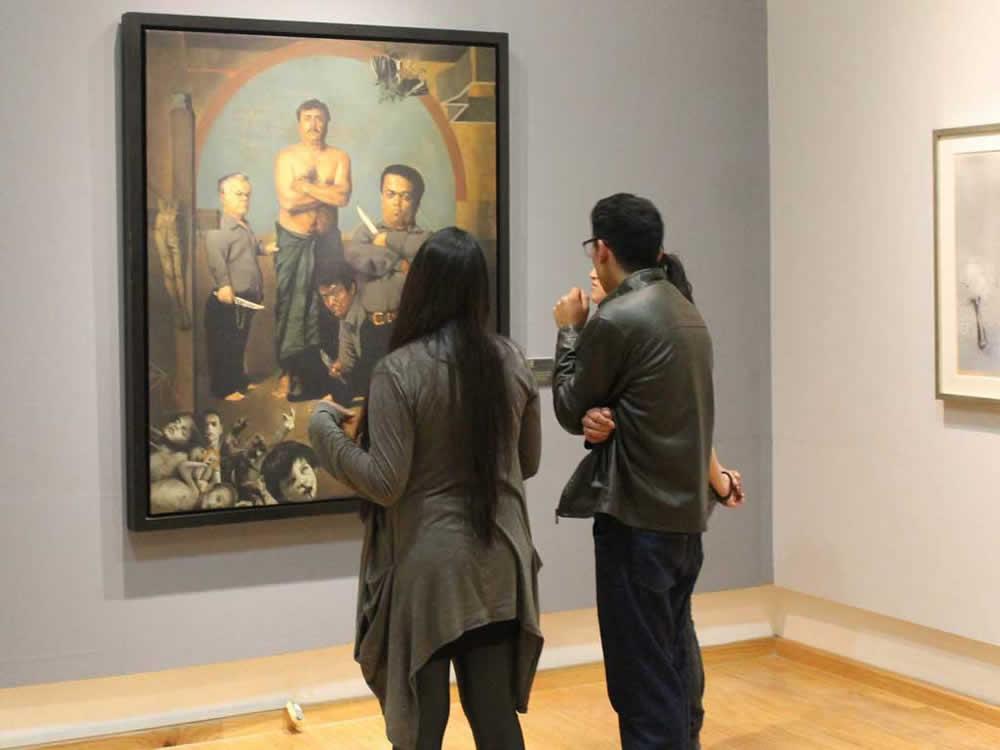 Museo de Arte Olga Costa-José Chávez Morado en Guanajuato