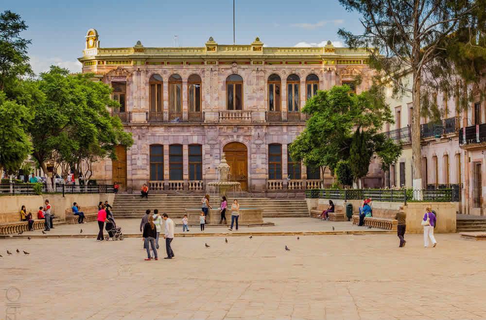 Zacatecas en Imágenes
