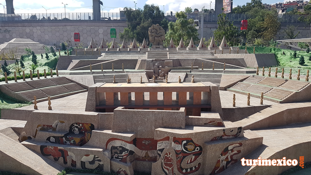 Parque Temático Mini Mundos en Tlalnepantla