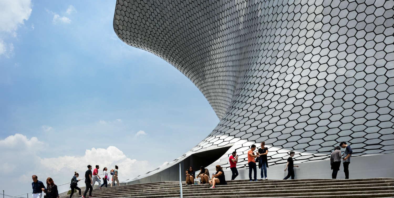 Museo Soumaya, Ciudad de México