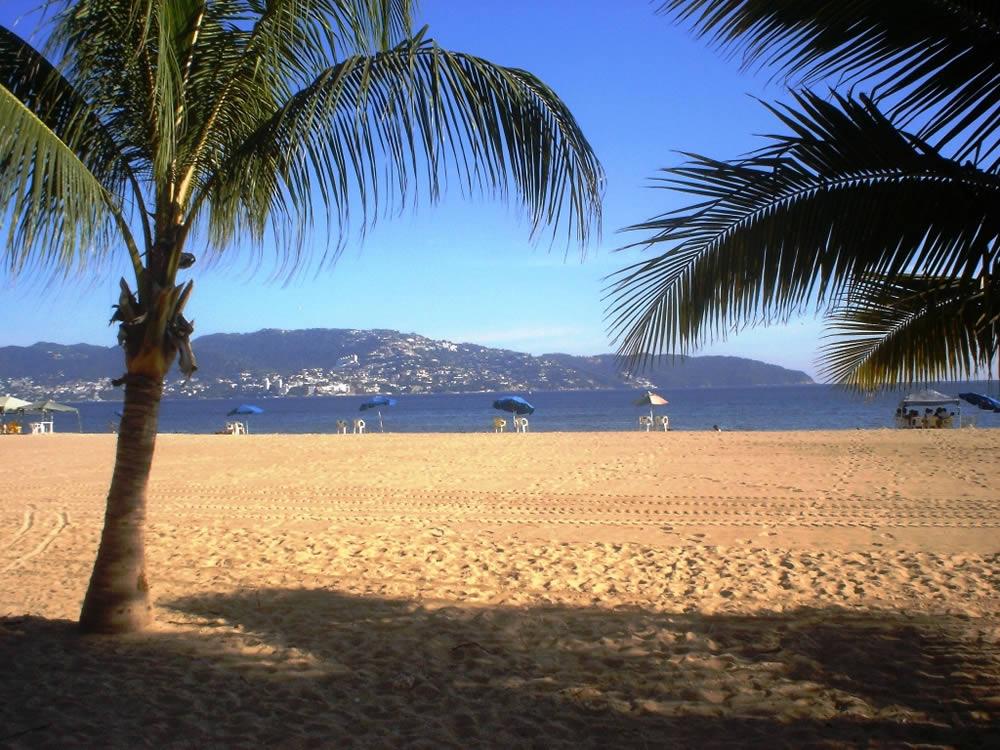 Playa Hornos, Guerrero