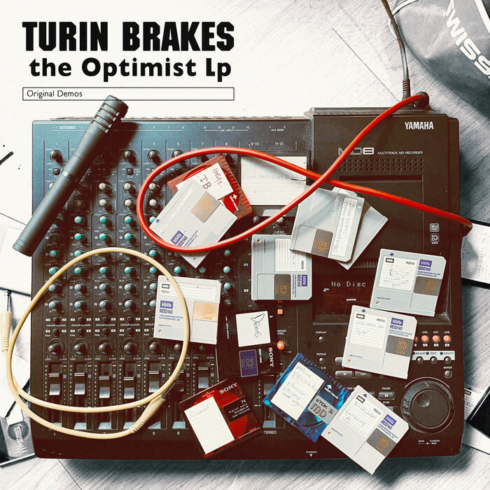 Turin Brakes cover: Demo Tapes