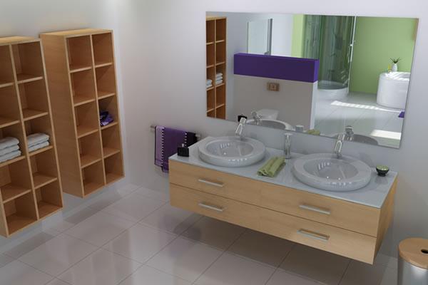 beech bathroom cabinet | www.cintronbeveragegroup.com