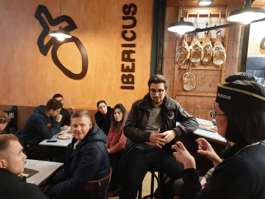Business Trip – NL voor Ondernemen & Retail Management – De Haagse Hogeschool