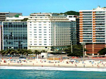 Hotel Miramar Palace Copacabana Rio  RJ  Fotos Info e Tarifas