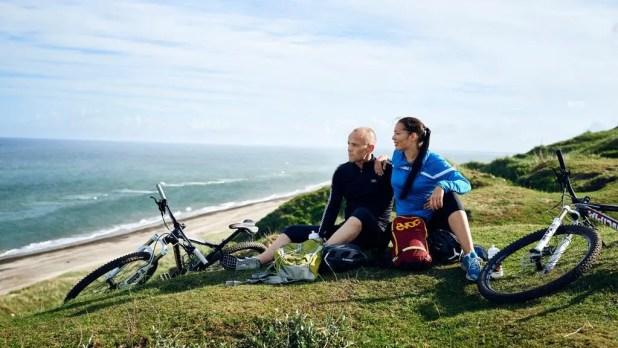 Kystturismen er den store motor i dansk turisme. Og det er især tyske turister, der står for overnatningerne. Rekorddyr kampagne på tysk tv skal lokke endnu flere gæster til sommeren 2017. PR-foto: Visitdenmark