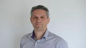 Sebastian Schaper, direktør i Ringkøbing Fjord Turisme, <BR> er frustreret over den manglende kapacitet <BR> på feriehusmarkedet.