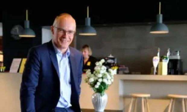 Zleep Hotels åbner i 2019 hotel med 126 værelser centralt i Aalborg. Stifter af Zleep Hotels, Peter Haaber, peger på det stigende aktivitetsniveau i byen som årsag til, at kæden nu vender tilbage. (PR-foto: Zleep Hotels)