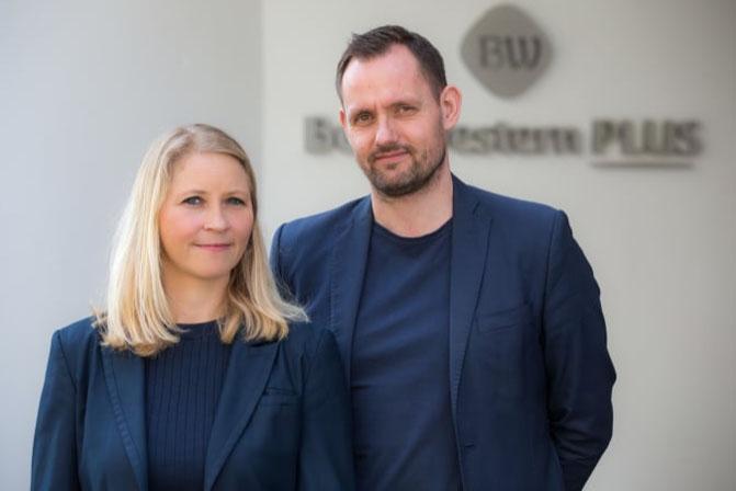 Eva Grimsehl og Claus Hegelund Bruun overtager 1. maj 2018 driften af Best Western Plus Copenhagen City Hotel. (PR-foto)