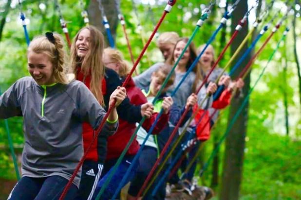 Brødrene Hindhede etablerede den første WOW-park ved Skjern i 2013, og nu er det planen, at der skal åbnes endnu en WOW-park ved Billund til sæsonen 2020. (PR-foto)