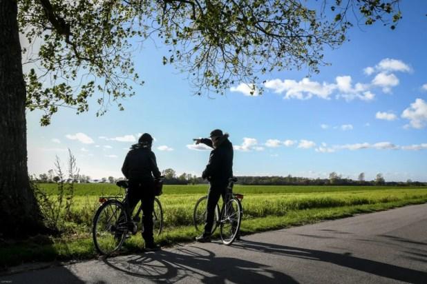 Rødvig Ferieby ligger ved Cykelruten N9, der er en populær rute, både blandt tyske og danske rejsende, som er vilde med at cykle. Læs mere om ruten på www.bike-berlin-copenhagen.com/da (foto: Lars Bo Axelholm/Turisme.nu)