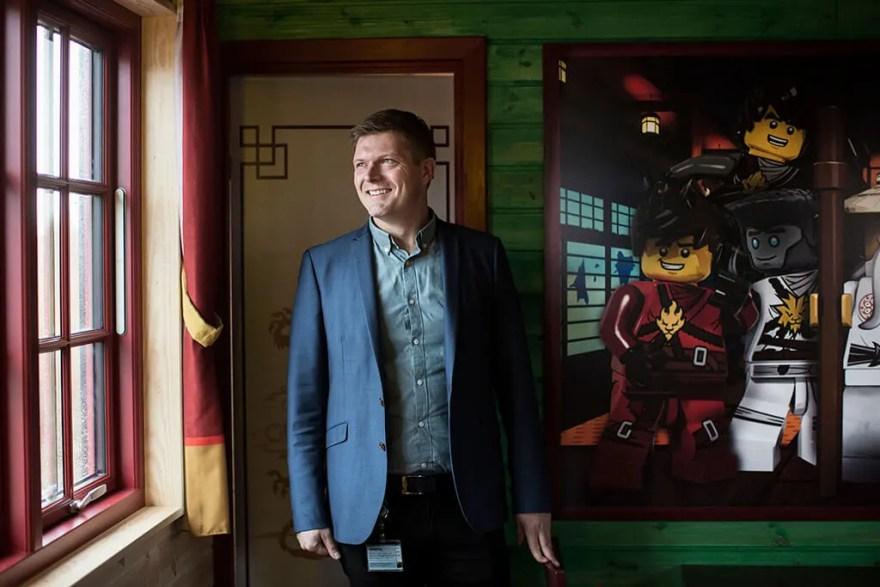 Der er brug for færre og stærkere destinationsselskaber, mener Martin Aadal, salgs- og marketingdirektør hos Legoland Billund Resort. (PR-foto)