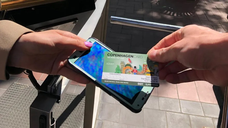 I 2018 brugte turister i København Copenhagen Card i alt 585.000 døgn. Kortet giver fri adgang til museer og gratis offentlig transport. (Foto: WoCo)