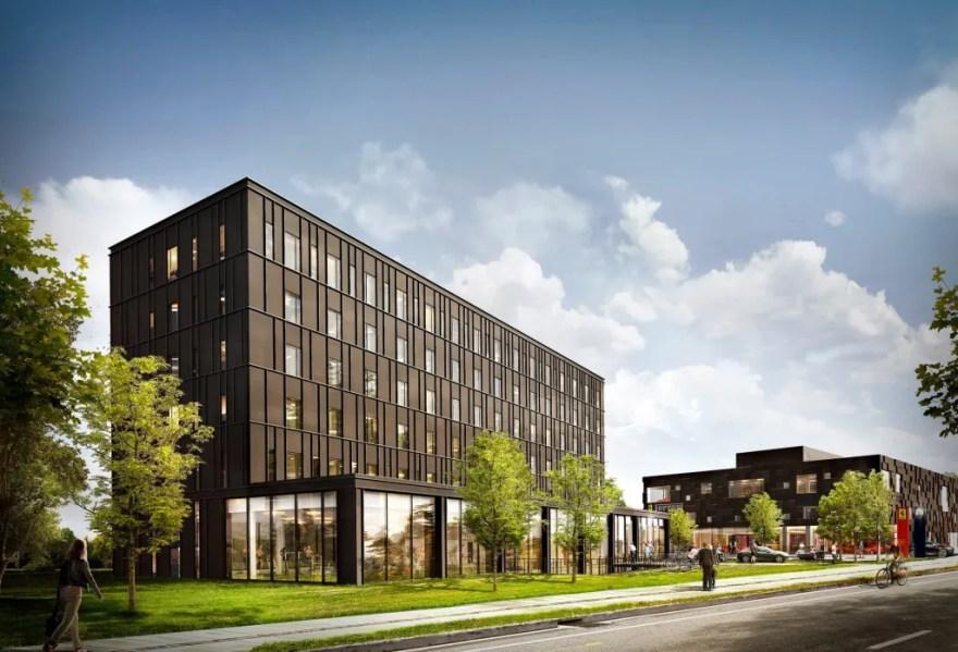 Zleep Hotels åbner i Lyngby i dag. (PR-foto)