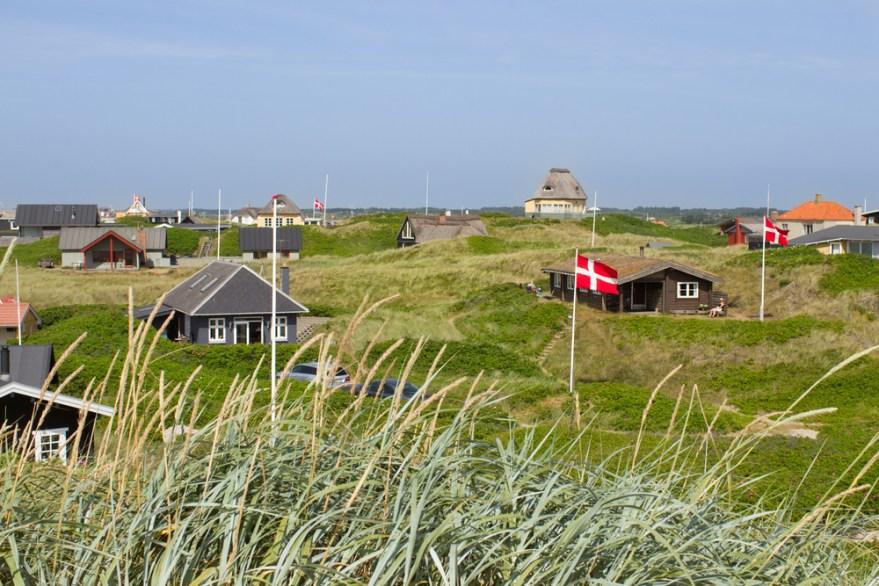 Danskerne har fra januar til november 2019 haft i alt 5.143.822 overnatninger i landets feriehuse, hvilket svarer til en stigning på 5,4 procent i forhold til samme periode 2018. (Foto: VisitDenmark.)