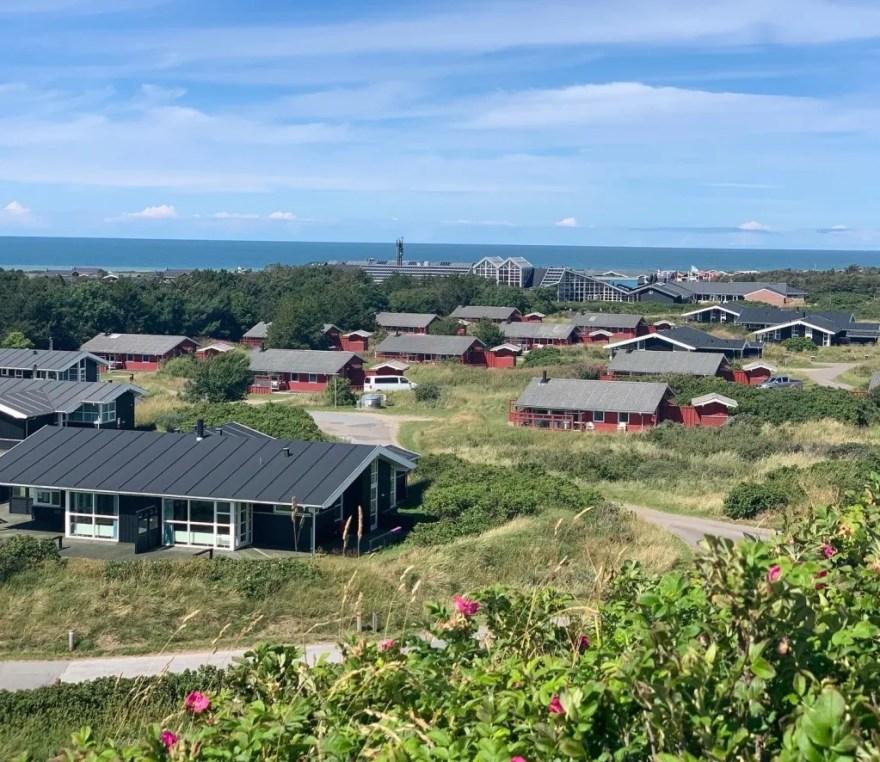 Skallerup Seaside Resort havde i 2019 272. 500 overnatninger. (PR-foto)