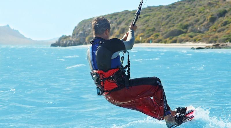 Kitesurf a Punta Pellaro