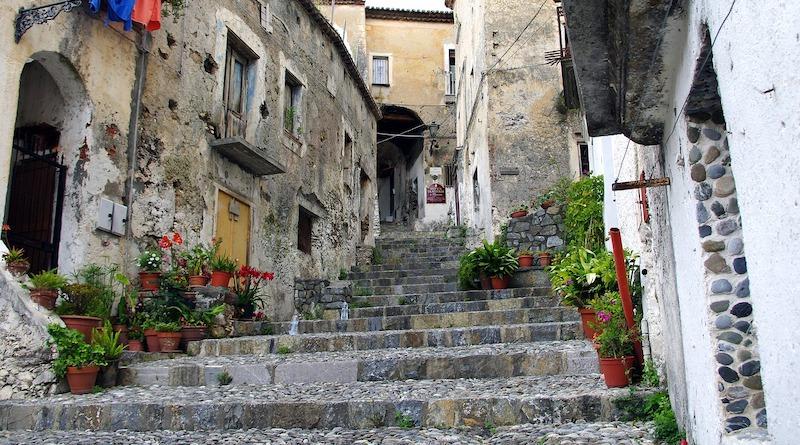 Borghi Calabria Aspromonte