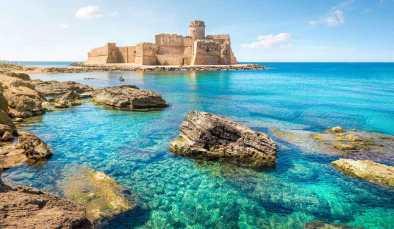 Il mare in Calabria