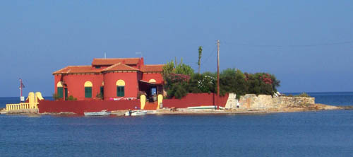 Casa Rossa Marzamemi