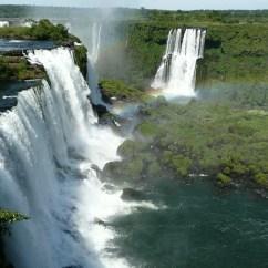 Tropical Rainforest Diagram How To Draw A Phase Le Cascate Di Iguazu - Turismo News