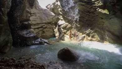 Grotta di Pëllumbas, Canyon Di Erzeni Tirana Albania