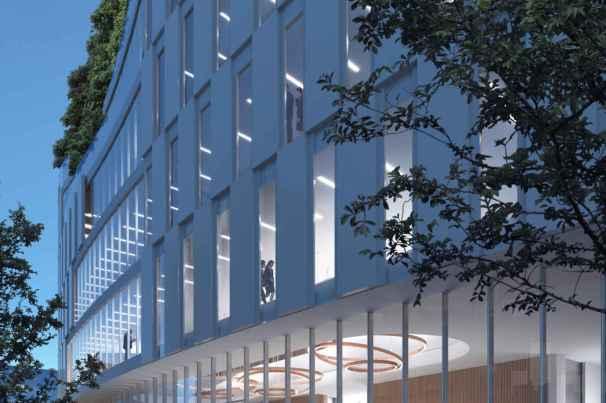 MET Tirana Building, dello studio Mario Cucinella Architects 1