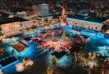 Piazza Scanderbeg, Tirana, Albania