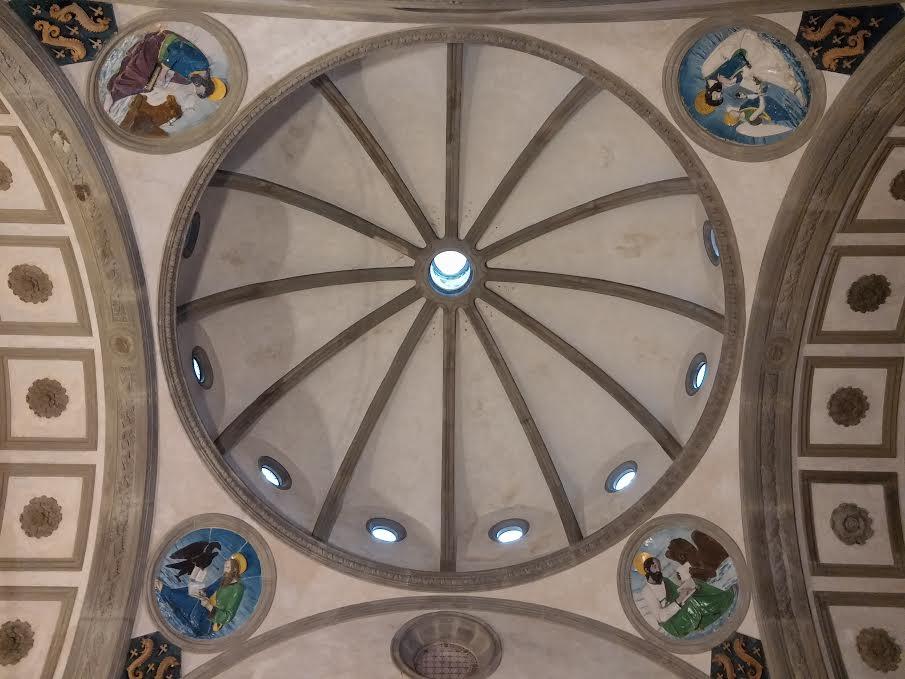 cappella pazzi, santa croce, florence