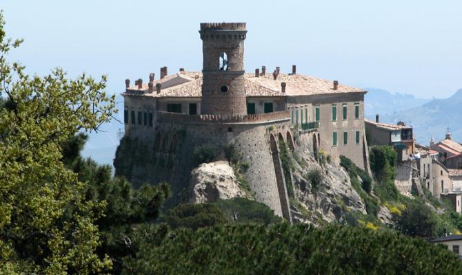 Caccuri in Calabria un borgo da favola