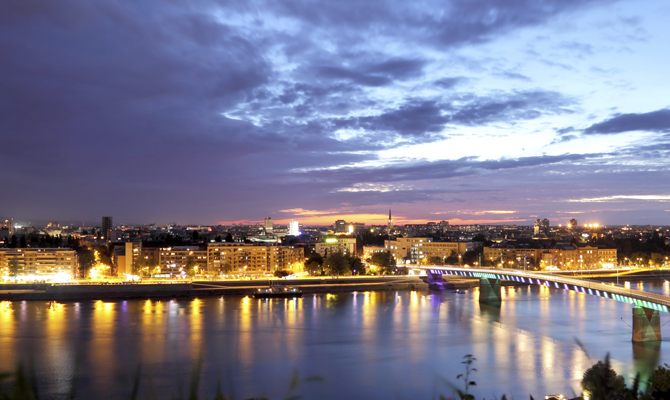 Scoprire la Serbia Novi Sad