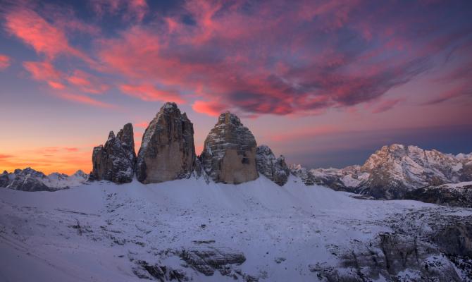 Lamore tra le Dolomiti 5 fughe romantiche in quota