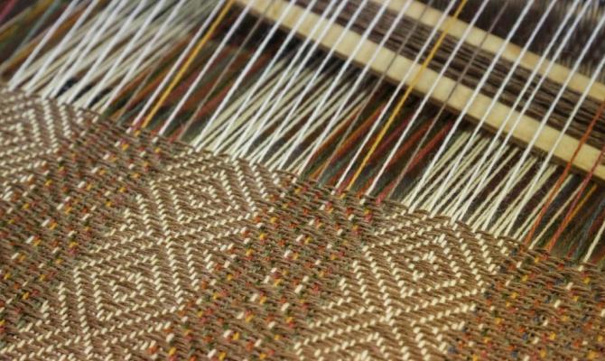 Drap la tessitura della Valgrisenche