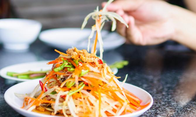 Cucina Thailandese In Italia