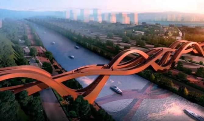 Video i 10 ponti pi singolari del mondo